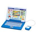 【知育玩具】【対象年齢3才以上】【光学式マウスパッド付き!】ドラえもん ステップアップパソコン【バンダイ】