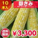 ●送料無料●嶽きみ 10本入 青森県産 岩木山麗 とうもろこ...