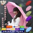 送料無料 新花舞妓「桜雫 3段折傘」 高級 おりたたみ傘 雨...