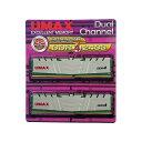 UMAX ецб╝е▐е├епе╣ UM-DDR4D-2400-32GBHS DDR4 2400 32GB (16GX2)H/S Dual е╟е╣епе╚е├е╫═╤DDR4 Long-DIMM 2╦ч┴╚ббе╥б╝е╚е╖еєепдвдъ дк╝шдъ┤єд╗ 4710961755845