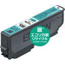 エコリカ Ecorica ECI-E80L-LC [ エプソン ICLC80L 互換リサイクルインクカートリッジ ライトシアン(染料) ] お取り寄せ 4562451400656
