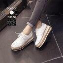 ショッピングスニーカー レディース シューズ 靴 厚底 22cm〜24.5cm レディース ホワイト 白 お揃い ペア おしゃれ かわいい カジュアル シューズ 通学 通勤 仕事 靴 シンプル ローカット韓国 学生靴