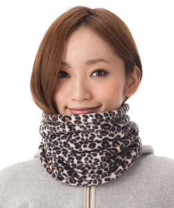 Had wide neck warmer [unisex; neck warmer: 1450