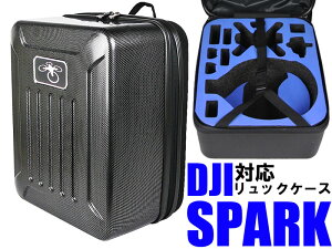 [DJI-SPARK-BG] DJI Spark & DJI Goggles RC VR Glasses 対応 リュックサック ブラック アクセサリー ボックス ケース ドローン&VRゴーグル 収納用 軽量 頑丈 専用 bag case box