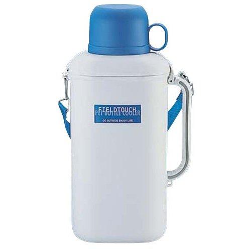 水を入れたペットボトルを凍らして保冷剤の代わり …