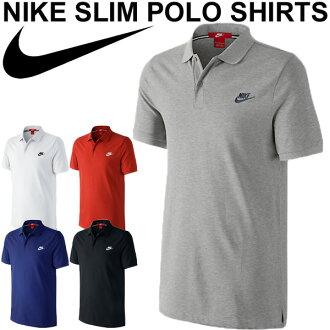 Nike 耐克男式短袖襯衫 GS 苗條馬球馬球培訓簡單樸素提示標誌運動服的男子男子高爾夫 / 727331
