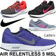 NIKE ナイキ ランニングシューズ レディース ウィメンズ エア リレントレス5 MSL ジョギング 運動靴 婦人 女性用 通学 スクール ジム トレーニング AIR RELENTLESS 5 MSL/807099/05P03Sep16