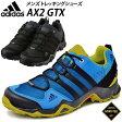 adidas アディダス メンズ トレッキングシューズ AX2 GORE-TEX ゴアテックス ローカット スニーカー 男性用 低山登山 山歩き ハイキング/ AQ4046 Q34270