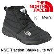 ノースフェイス THE NORTH FACE メンズブーツ ヌプシ NUPTSE ブーティー チャッカブーツ ショート丈 ウォータープルーフ 男性用 撥水 防水 防寒靴 軽量 アウトドア 靴 くつ/NF51581/05P03Sep16