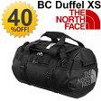 THE NORTH FACE BCダッフルバッグ ノースフェイス ベースキャンプ ボストンバッグ バックパック アウトドア メンズ レディース かばん XSサイズ/NM81474