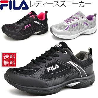婦女的步行鞋 Fila 斐樂婦女婦女運動鞋跑步鞋運動鞋低 / 7RJLR3244-