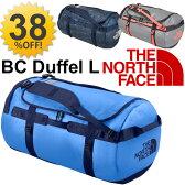 THE NORTH FACE ダッフルバッグ BCダッフル Lサイズ ザ ノースフェイス ボストンバッグ アウトドア スポーツ 旅行 キャンプ/NM81552