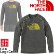 ノースフェイス メンズ ランニングシャツ 長袖 Tシャツ THE NORTH FACE GTDロゴ 男性 スポーツウェア 極薄 軽量 トレーニング ジム/NT61689