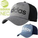 キャップ アディダス adidas NEO メンズ レディース 帽子 ぼうし ロゴ スポーツカジュアル ネイビー ブラック/MMR29