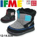 ベビーブーツ 男の子 女の子/イフミー IFME ウィンターブーツ ベビー靴 子供靴 12-14.5...