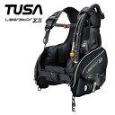 ダイビング BC TUSA/ツサ BC0101B リブレーター・シグマII ダイビング用 BCJ