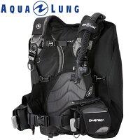ダイビング BCD AQUALUNG アクアラング ディメンション 重器材 BCの画像