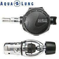 ダイビング レギュレーター AQUALUNG アクアラング カリプソクラシック 重器材の画像