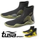 ダイビング ブーツ tusa sport/ツサスポーツ UA0105 ブーツ