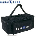 ダイビング メッシュバッグ AQUALUNG アクアラング アクアギアバッグ 軽器材 重器材