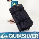 QUIKSILVER クイックシルバー キャリーバッグ PASSAGE EQYBL03107