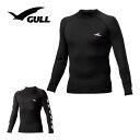 ラッシュガード GULL/ガル ラッシュガードロング2 メンズ GW-6653 スノーケリング ダイビング アウトドア ラッシュ ガード マリンスポーツ スイムウェア 男性用