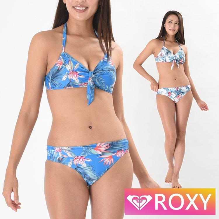 roxy|ROXY ロキシー 水着 ビキニ ボタニカル 2点セット レディース BOTANICAL HEALING R...