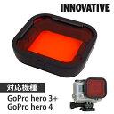 INNOVATIVE/イノベイティブ Go pro用 カメラフィルター【PM0224】[707700010000]