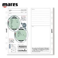 mares マレス マトリックスログリフィル6穴の画像