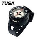 ゲージ コンパス TUSA/ツサ リストタイプコンパス SCA-160J ダイビング