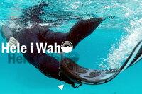 マリンシューズミューブーツの様にフルフットフィンに対応するアクアシューズでダイビングやシュノーケリングを快適に!HeleiWaho/ヘレイワホ2mmスリムフィットブーツショート