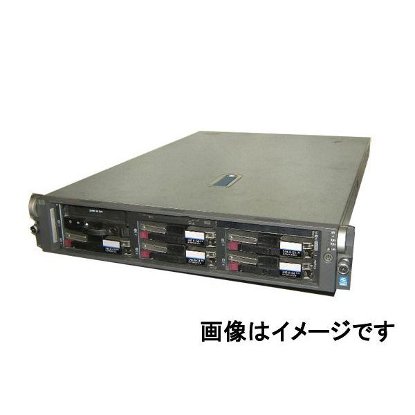 HP ProLiant DL380 G3 301111-291【中古】Xeon 2.8GHz/3.5GB/HDDレス(別売り)/AC×2