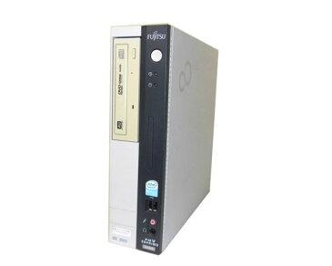 WinXP 富士通 FMV-D3240(FMVXD0A72)Pentium4-3.0GHz/1.5GB/80GB/DVDマルチ【中古】