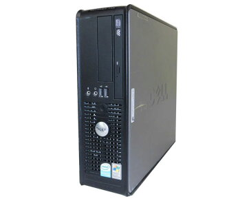 WinXP DELL OPTIPLEX 745 SFF 【中古】Pentium4-3.2GHz/1GB/160GB/DVDコンボ