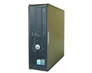 DELL OPTIPLEX GX520 SFF【中古】Pentium4-3.0GHz/512MB/80GB/DVD-ROM