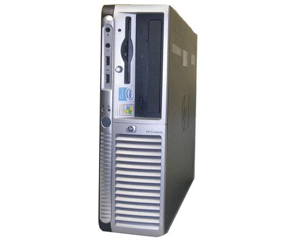 OSなし HP dx7300 ST ET114AV【中古】CeleronD-3.46GHz/1GB/80GB/CD-ROM