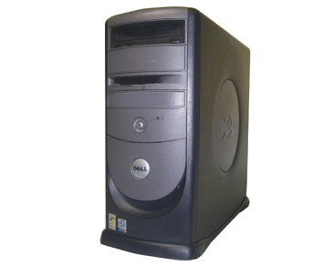 DELL Dimension 4500【中古】Pentium4-1.8GHz/384MB/40GB/CD-ROM