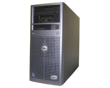 DELL PowerEdge 800 中古サーバーPentium 4-2.8GHz/1GB/250GB×2