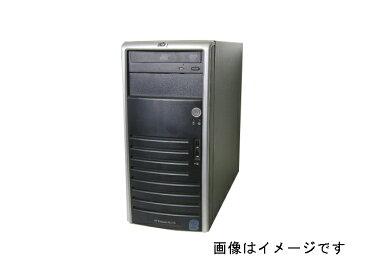 HP ProLiant ML110 G2 382050-291【中古】Pentium 4-3.2GHz/512MB/80GB×1