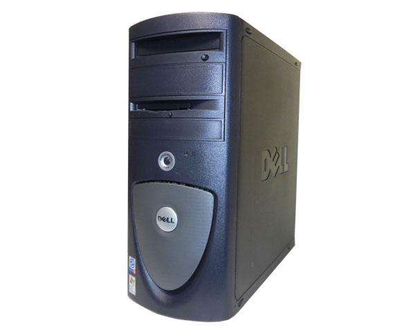 DELL PRECISION 360 (スモールミニタワー)Windows2000 中古ワークステーションPentium4-2.8GHz/1GB/80GB/NVS280