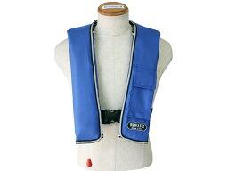自動膨張式 ライフジャケット 肩掛式 /オーシャンLG-1型ブルー 胸囲150cmまで対応 国交省認定品TYPE-A 検定品 新基準対応