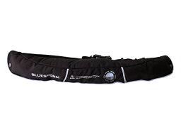 自動膨張式 ライフジャケット BSJ-5220RS ブラック ウエストベルトタイプ BLUESTORM 高階救命器具 国交省認定品TYPE-A 検定品 新基準品