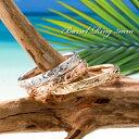 ショッピングハワイアン ハワイアンジュエリー K10 ゴールド 3mm バレルリング【送料無料】【メッセージ刻印無料】ハワイアンジュエリー リング (ジュエリー アクセサリー 指輪 シルバー ペア プレゼント 結婚指輪 誕生日)