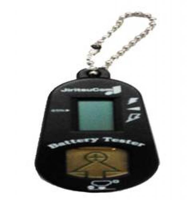 バッテリーチェッカ補聴器用空気電池残量計自立コムシニア市場福祉・介護市場・補聴器・補聴器用空気電池残