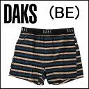 【DAKS LONDON】ダックス紳士メンズ ニットトランク...