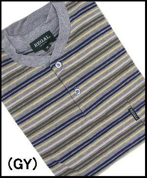 【REGAL】リーガル半袖メンズパジャマ綿10...の紹介画像2