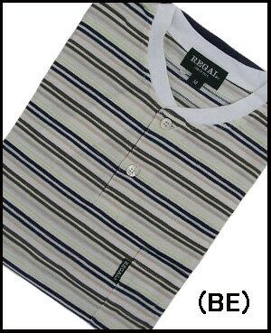 【REGAL】リーガル半袖メンズパジャマ綿10...の紹介画像3