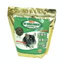チンチラ専用 フード 餌/ ニチドウ バランス栄養食 チンチラグロース 1kg
