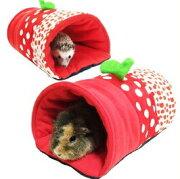 ハリネズミ ハウス ベッド / りんごのトンネル