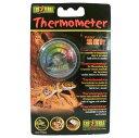 温度計 湿度計 爬虫類/ エキゾテラ サーモメーターアナログ 温度計